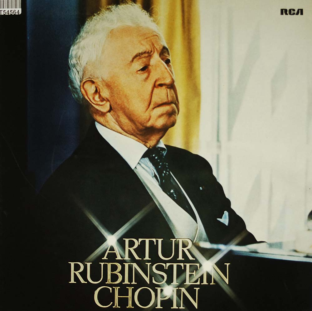arthur rubinstein fr d ric chopin artur rubinstein spielt chopin klavier cembalo klassik. Black Bedroom Furniture Sets. Home Design Ideas