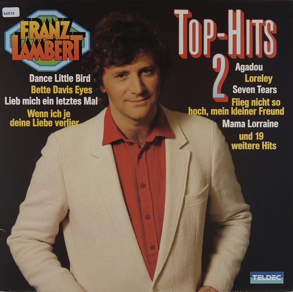 lambert franz top hits 2 orgel trompete blechbl ser. Black Bedroom Furniture Sets. Home Design Ideas