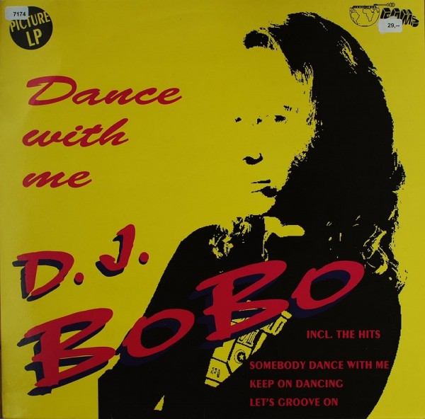 D.J. Bobo: Dance with me