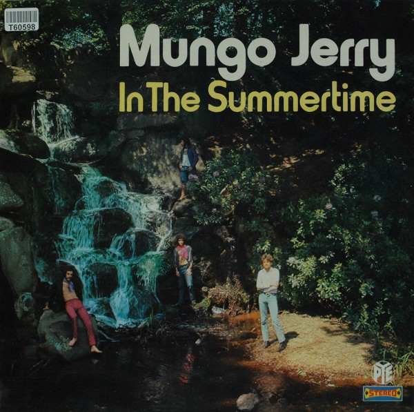 Mungo Jerry: In The Summertime