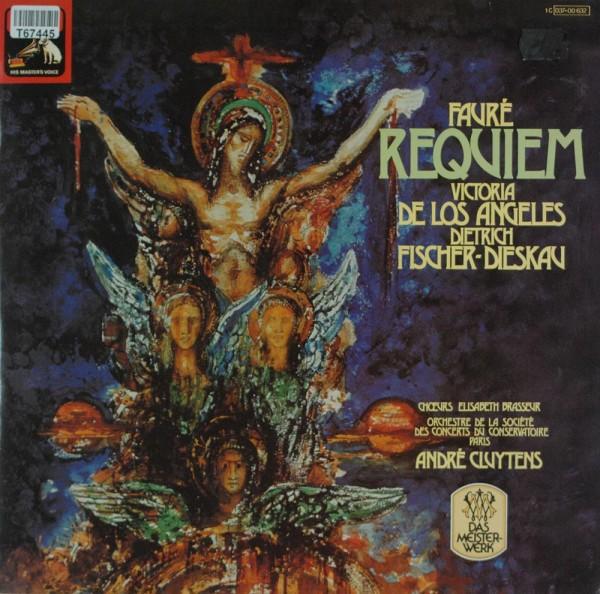 Gabriel Fauré, Victoria De Los Angeles, Die: Requiem