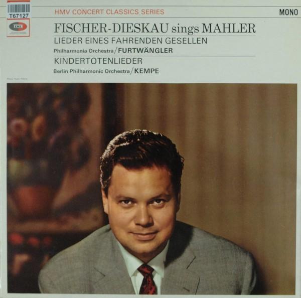 Dietrich Fischer-Dieskau Sings Gustav Mahle: Lieder Eines Fahrenden Gesellen / Kindertotenlieder