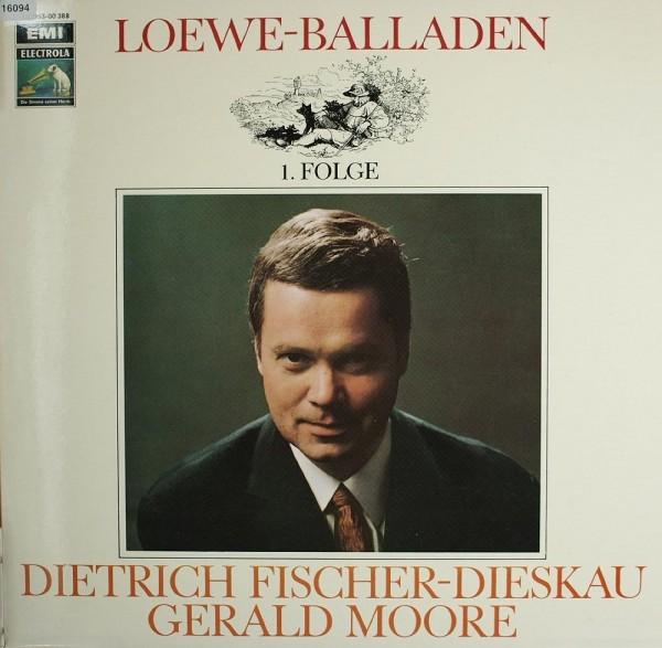 Loewe: Loewe-Balladen 1. Folge