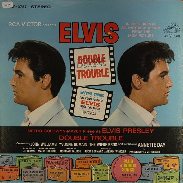 Presley, Elvis (Soundtrack): Double Trouble