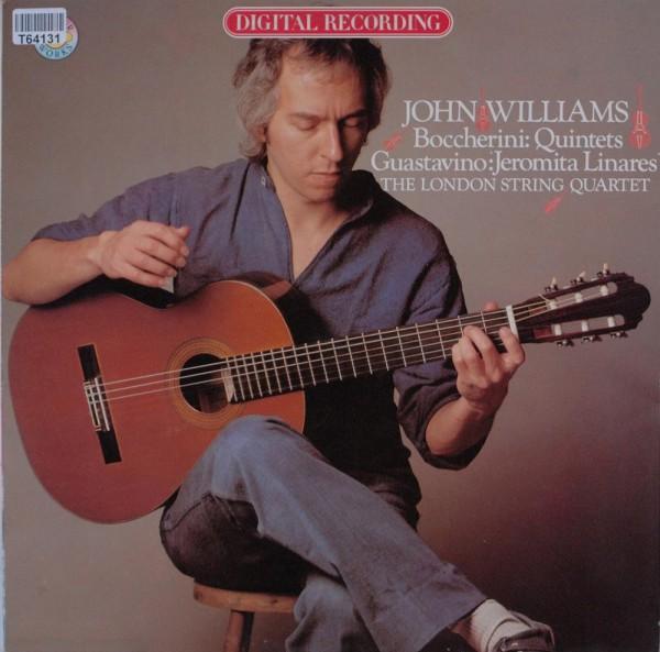 John Williams / Luigi Boccherini - Carlos : Guitar Quintents