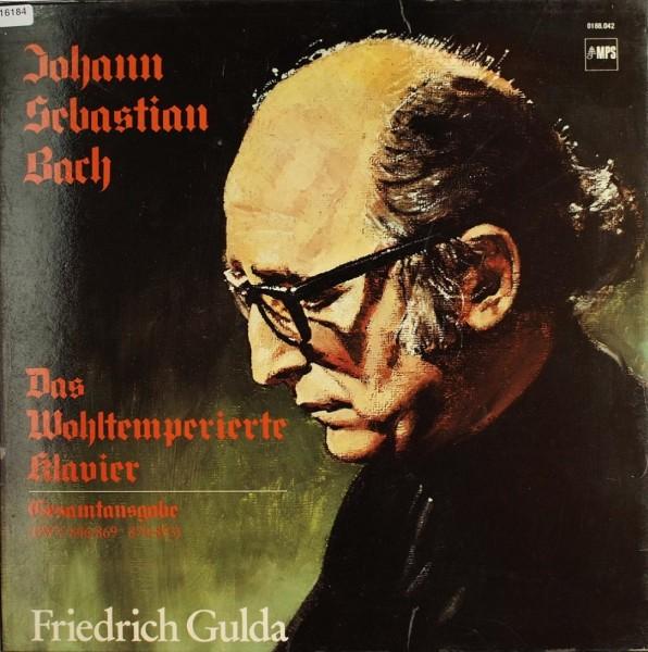Bach: Das wohltemperierte Klavier (Gesamtausgabe)