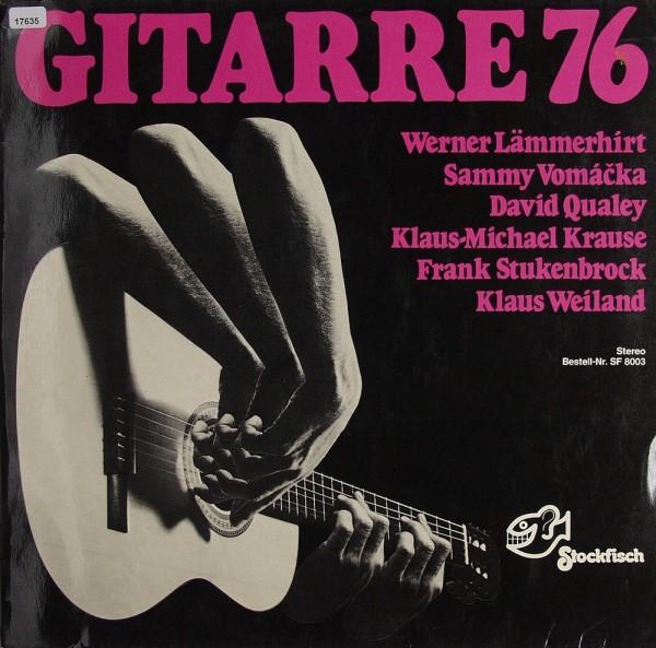 Various: Gitarre 76