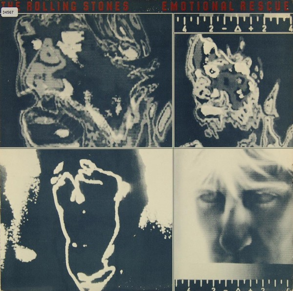 Rolling Stones, The: Emotional Rescue