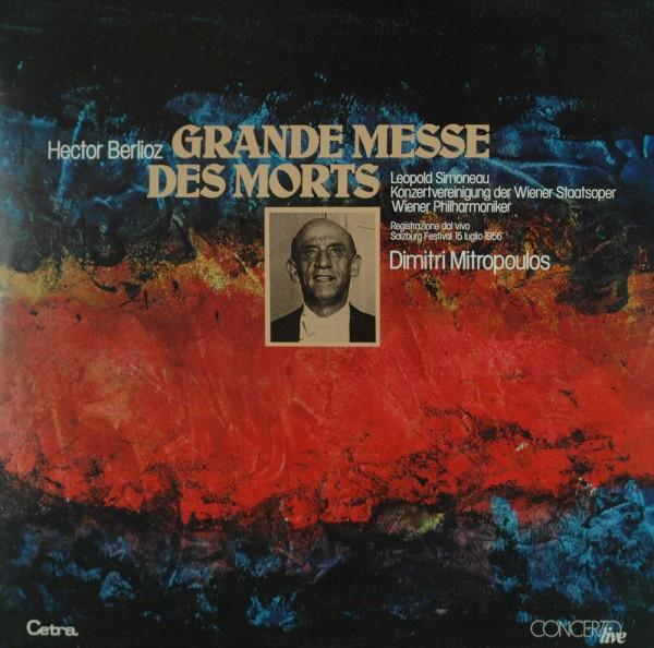 Hector Berlioz / Dimitri Mitropoulos / Leop: Grande Messe Des Morts