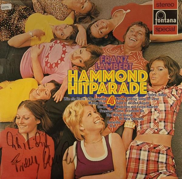 Lambert, Franz: Hammond Hitparade 4