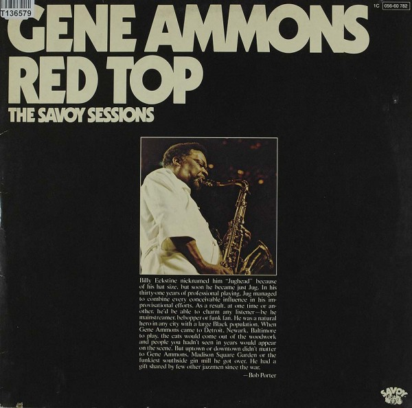 Gene Ammons: Red Top