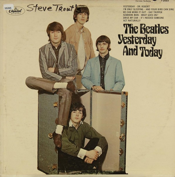 Beatles, The: Yesterday and Today
