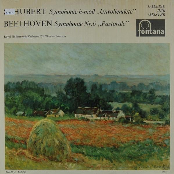 Schubert / Beethoven: Unvollendete / Pastorale