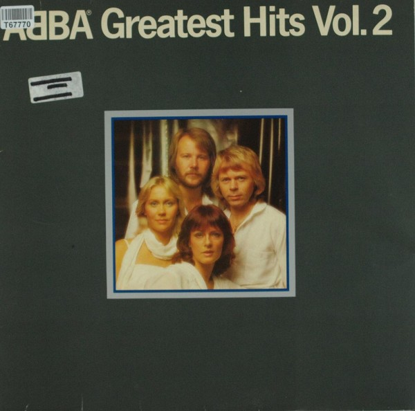 ABBA: Greatest Hits Vol. 2