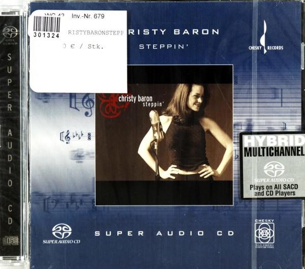 Christy Baron: Steppin` (SACD)